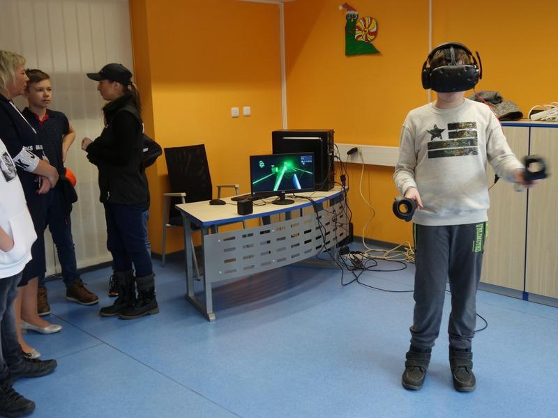 Virtuální realita a ozoboti, 2020