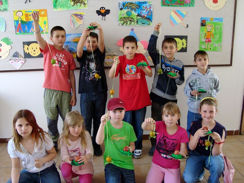 Půjčovna pro děti, Šrámkova