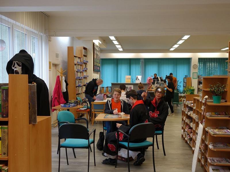 Půjčovna pro dospělé, Šrámkova