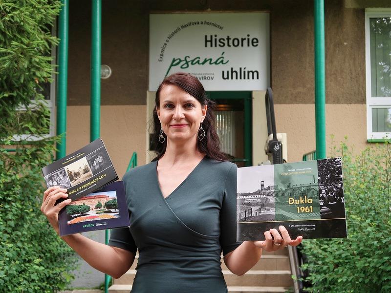 Sbírka publikací vydaných v rámci činnosti expozice
